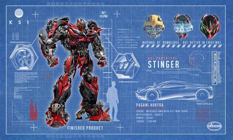 Transformers 4 Ksi Blueprints