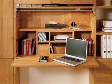 o bureau le bureau escamotable décisions pour les petits espaces