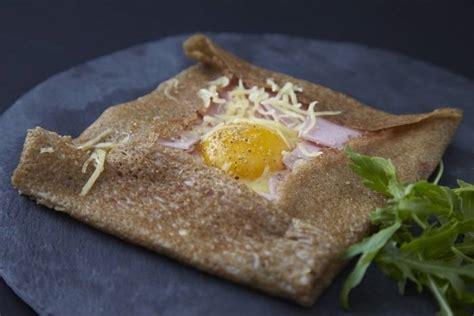 carte cadeau cours de cuisine recette de galette jambon oeuf fromage facile et rapide