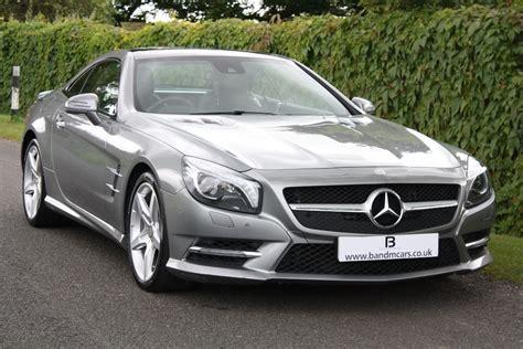 Mercedes Sl Class Sl Sl500 Amg Sport For Sale Stratford