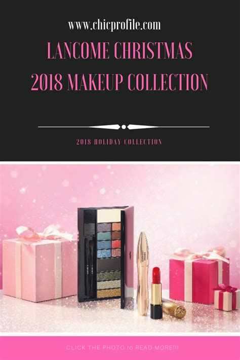 lancome holiday  collection review beauty trends
