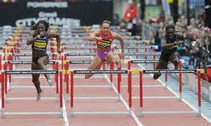 jessica ennis robbed  personal   manchester race