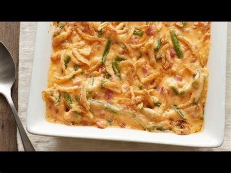 ham  cheese green bean casserole betty crocker recipe