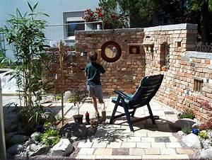 Alte Ziegelsteine Im Garten : gartenmauer alte ziegel mischungsverh ltnis zement ~ A.2002-acura-tl-radio.info Haus und Dekorationen