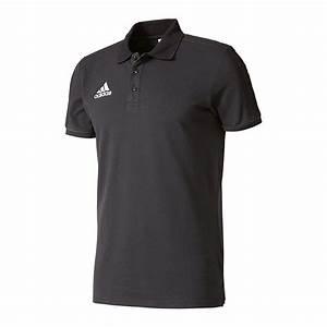 Polo Shirt Schwarz : adidas tiro 17 poloshirt schwarz grau fussball sport bekleidung teamsport mannschaft ~ Yasmunasinghe.com Haus und Dekorationen