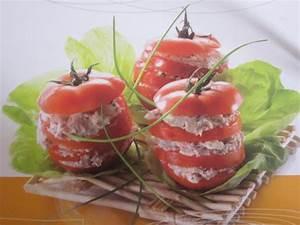 Feuille De Tomate : recette mille feuille de tomate au thon 750g ~ Melissatoandfro.com Idées de Décoration