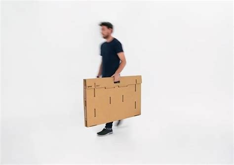 switch stance portable standing desk refold cardboard standing desk will change the way you work