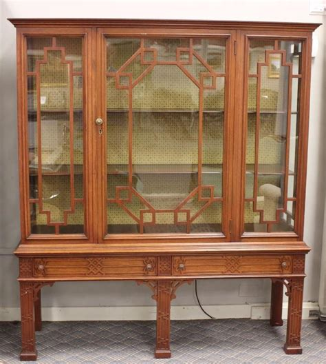 kitchen cabinets philadelphia paine furniture co chippendale style cabinet 6458