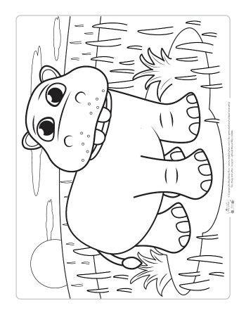 safari  jungle animals coloring pages  kids itsybitsyfuncom