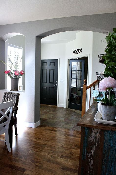 23 best images about welcoming warm neutrals warm paint colors on entry hallway