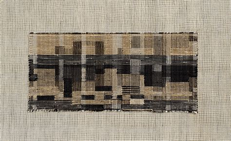 anni albers brought art led textiles