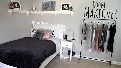 Extreme Room Makeover! Modern And Simple  Youtube