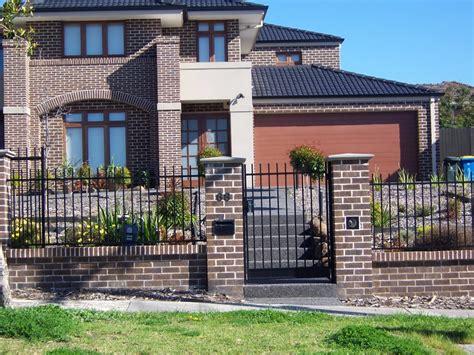 modern brick fence designs block fence designs brick fence designs brick fence brick fencing
