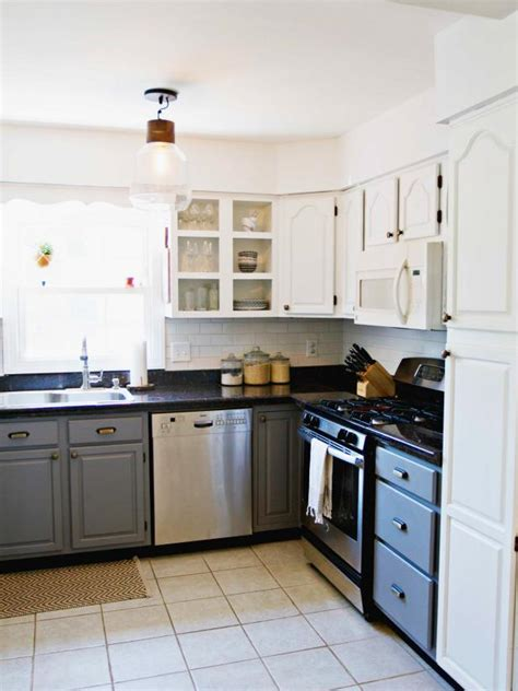 kitchen cheap makeovers before and after kitchen remodels on a budget hgtv 3349
