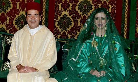 royal moroccan wedding prince moulay rachid marries in