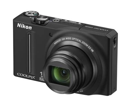 Nikon Coolpix S9100 Review  Expert Reviews