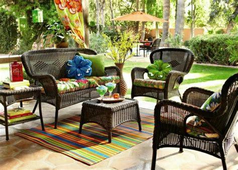 si鑒e de jardin salon de jardin pour enjoliver nos espaces outdoor design feria