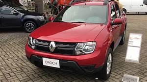 Renault Duster Oroch 2018