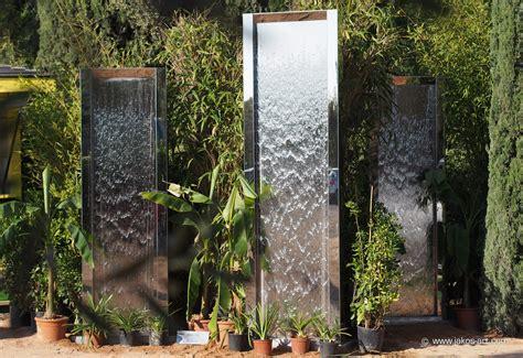mur d eau fontaine ext 233 rieure jakos id 233 es jardin fontaine exterieur mur et