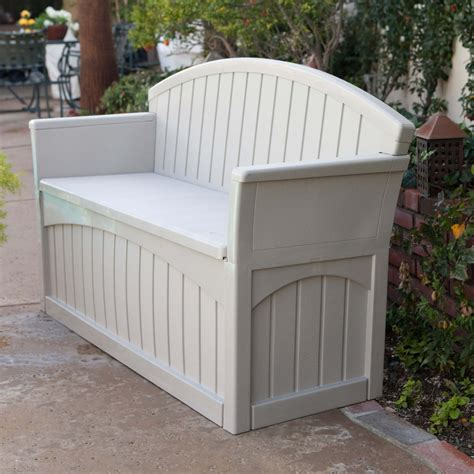 top  types  outdoor deck storage boxes
