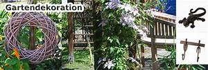 Günstig Garten Verschönern : gartendeko g nstig kaufen ~ Whattoseeinmadrid.com Haus und Dekorationen