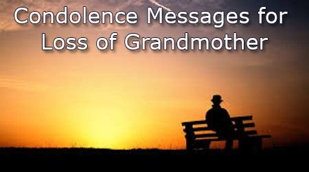 sympathy quotes  loss  grandmother image quotes