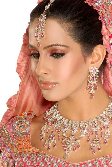Bridal Makeup Elegant And Beautiful