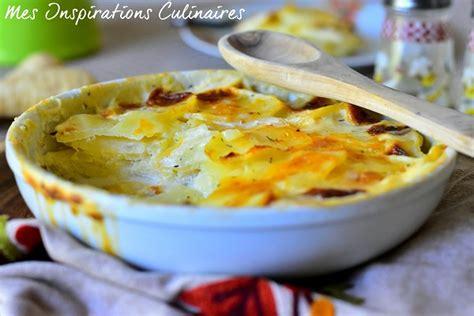 panais cuisine gratin de panais pomme de terre crémeux le cuisine
