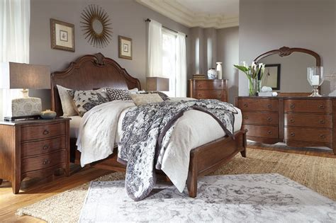 balinder bedroom set  ashley furniture bellagio
