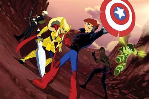 Top 7 Marvel Animated Movies