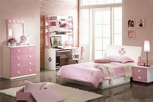 20 best modern pink girls bedroom theydesignnet for Innovative white and pink bedroom ideas