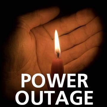power restored  widespread outage   hartford