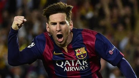 Lionel Messi's 2 Goals Pace Barcelona In Semifinal Win