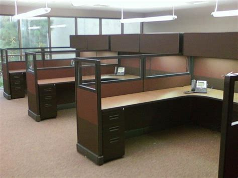 Modern Office Cubicle Design Social Networking Chart Apex