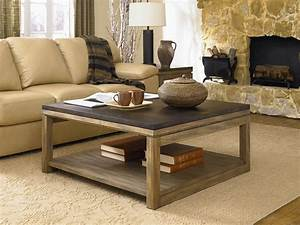 Diy Storage Ottoman Coffee Table DIY Coffee Table With