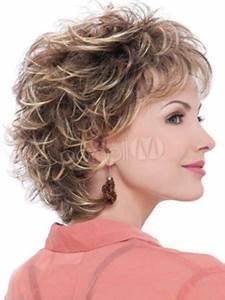 Coupe Courte Frisée Femme : tendances coiffurecoiffure femme frisee les plus jolis mod les ~ Melissatoandfro.com Idées de Décoration