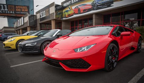 Meet The Young King Of The Vegas Exotic Car Rental Scene