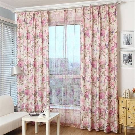 compare prices on floral country curtains shopping