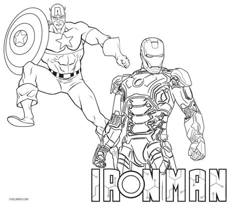 Iron Ma Kleurplaat by Free Printable Iron Coloring Pages For Cool2bkids