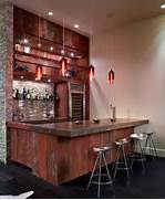 Rustic Home Bar Designs by How To Set Out A Funky Home Bar