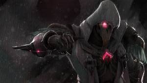 Reaper Nevermore Skin From Overwatch By ZetaPT On