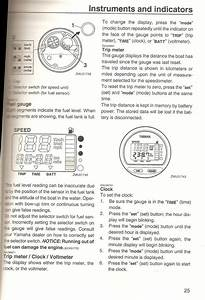 Yamaha Multifunction Tachometer Wiring Diagram