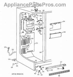 Ge Wr51x10031 Defrost Heater Assembly