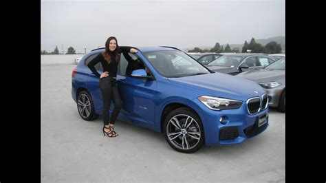bmw x1 sport new bmw x1 28i m sport package 19 quot m wheels estoril blue bmw review