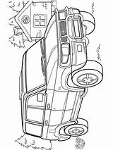 Coloring Road Vehicle Roading Printable Truck Motorcycle Vehicles Getdrawings Adults Getcolorings Template sketch template