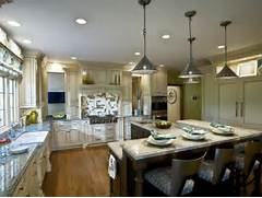 Photos Of Kitchens With Pendant Lights by Modern Furniture New Kitchen Lighting Design Ideas 2012 From HGTV