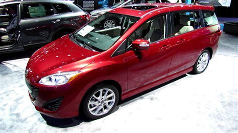 Grand Touring Autos by 2013 Mazda 5 Grand Touring Exterior And Interior