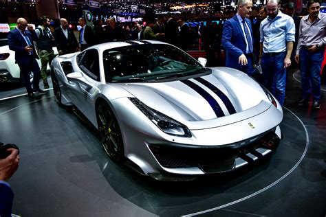 Ferrari At The Geneva Motor Show 2018
