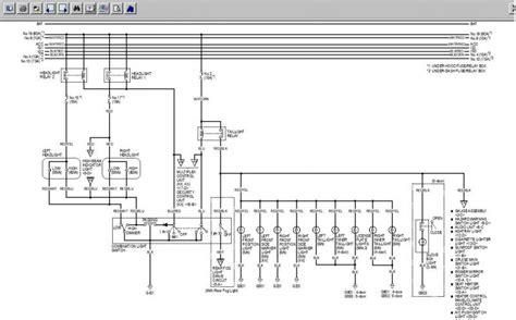 Headlight Wiring Diagram Honda Tech Forum