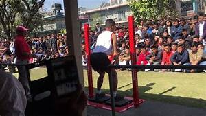 At Registration form 76 kg mid thigh pull for British army ...  Mid